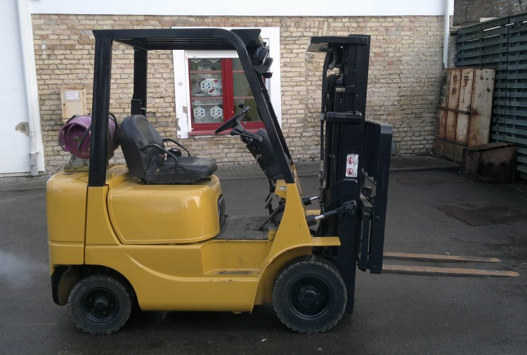 1Caterpillar GP15K ET31A-60719