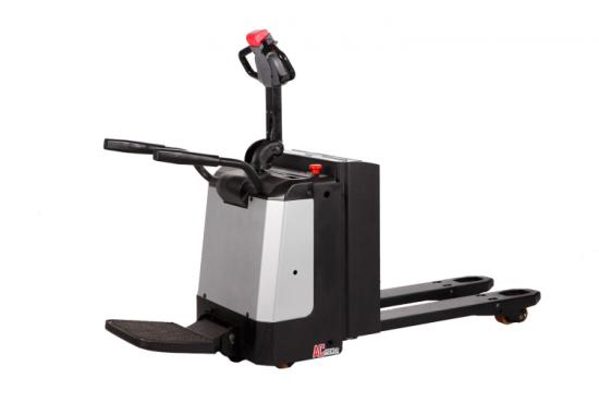 Elektriniai palečių vežimėliai su platforma