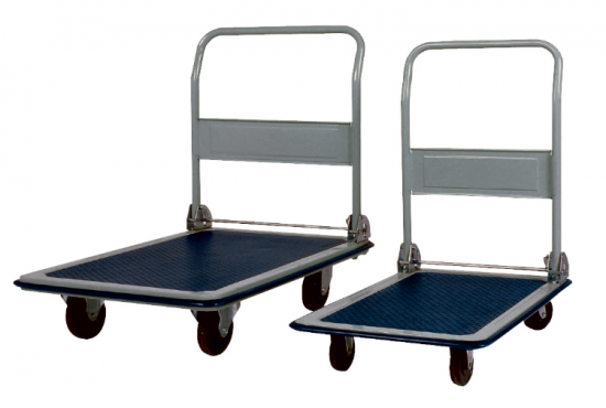 Vežimėlis su 1  platforma